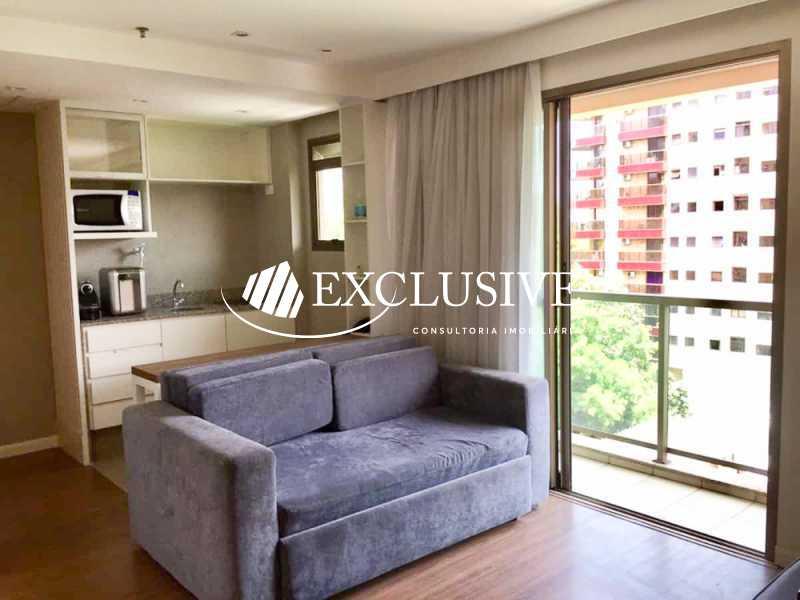 90e74a59-c996-44f7-b088-ff5031 - Flat à venda Rua Francisco Otaviano,Copacabana, Rio de Janeiro - R$ 850.000 - SL1709 - 5