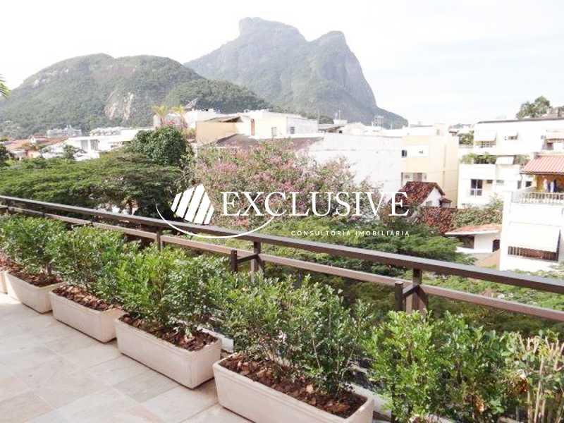 4 - vista da varanda - Cobertura à venda Rua Manuel Brasiliense,Barra da Tijuca, Rio de Janeiro - R$ 3.500.000 - COB0212 - 3