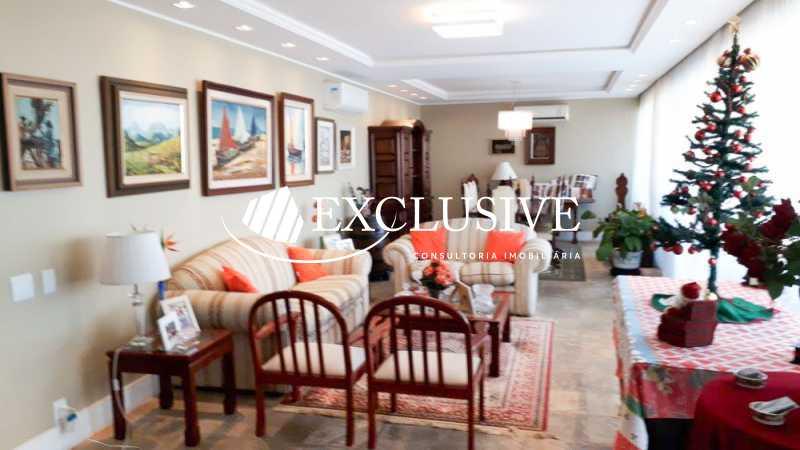 7 - salas - Cobertura à venda Rua Manuel Brasiliense,Barra da Tijuca, Rio de Janeiro - R$ 3.500.000 - COB0212 - 4
