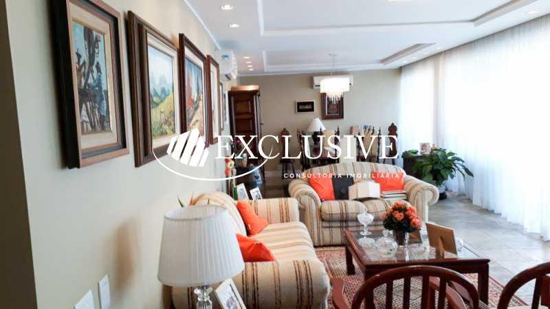 11 - salas - Cobertura à venda Rua Manuel Brasiliense,Barra da Tijuca, Rio de Janeiro - R$ 3.500.000 - COB0212 - 7