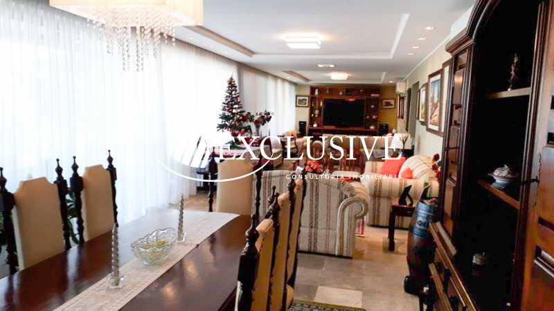 12 - salas - Cobertura à venda Rua Manuel Brasiliense,Barra da Tijuca, Rio de Janeiro - R$ 3.500.000 - COB0212 - 8