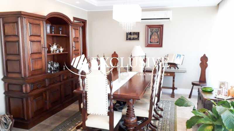 15 - sala de jantar - Cobertura à venda Rua Manuel Brasiliense,Barra da Tijuca, Rio de Janeiro - R$ 3.500.000 - COB0212 - 9