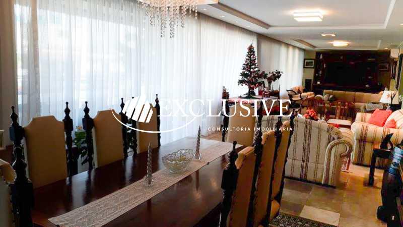 20 - salas - Cobertura à venda Rua Manuel Brasiliense,Barra da Tijuca, Rio de Janeiro - R$ 3.500.000 - COB0212 - 10