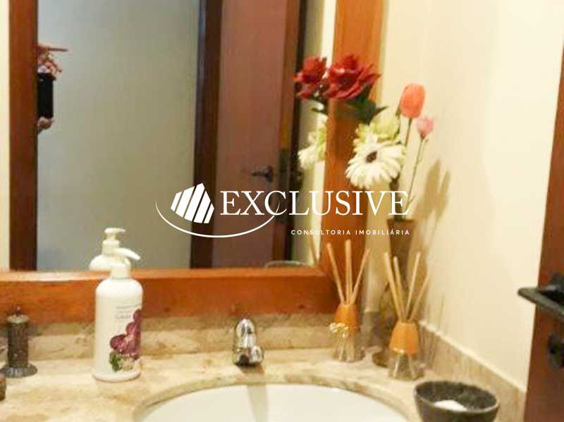 59 - lavabo - Cobertura à venda Rua Manuel Brasiliense,Barra da Tijuca, Rio de Janeiro - R$ 3.500.000 - COB0212 - 19