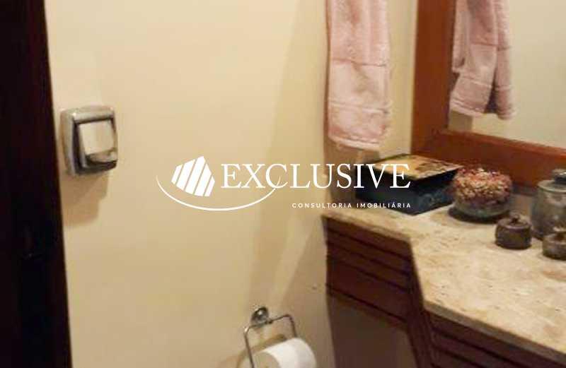 60 -lavabo - Cobertura à venda Rua Manuel Brasiliense,Barra da Tijuca, Rio de Janeiro - R$ 3.500.000 - COB0212 - 20