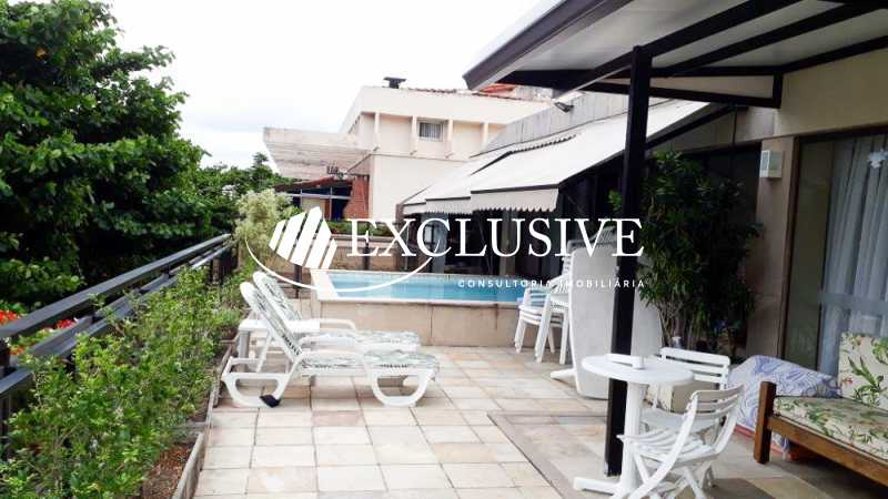 varanda - Cobertura à venda Rua Manuel Brasiliense,Barra da Tijuca, Rio de Janeiro - R$ 3.500.000 - COB0212 - 1