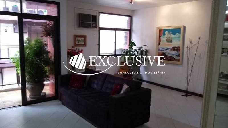 9afce347324059b4d4fdc3cd9dbc0d - Apartamento à venda Rua Vice-Governador Rúbens Berardo,Gávea, Rio de Janeiro - R$ 1.550.000 - SL5143 - 3