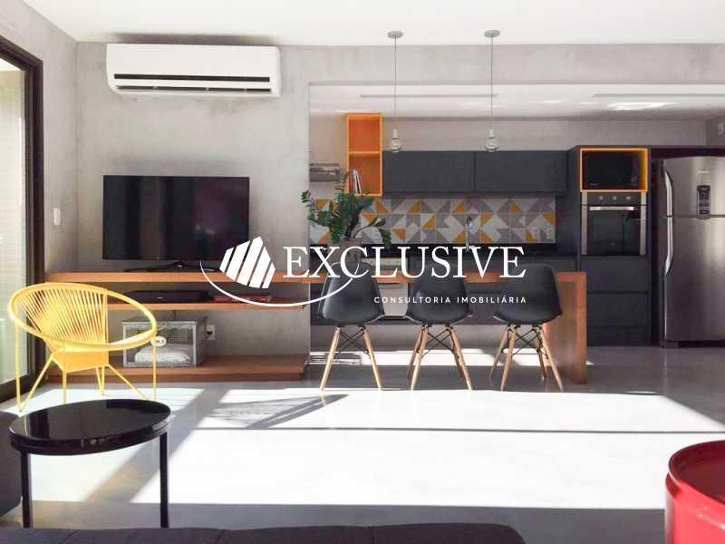 7d49ed8d-15bb-4d66-a42e-c1b8c2 - Apartamento à venda Rua Marquês de São Vicente,Gávea, Rio de Janeiro - R$ 1.400.000 - SL1716 - 4