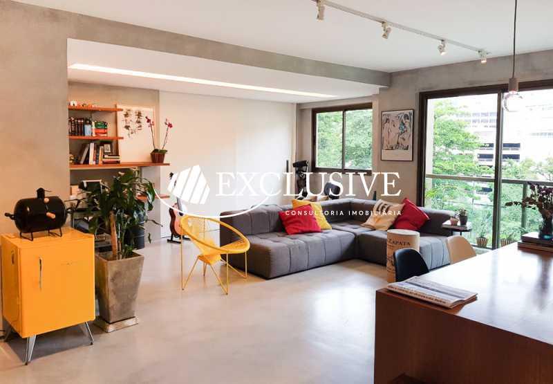 44418dec-0ba2-44c2-be3e-9e857b - Apartamento à venda Rua Marquês de São Vicente,Gávea, Rio de Janeiro - R$ 1.400.000 - SL1716 - 1