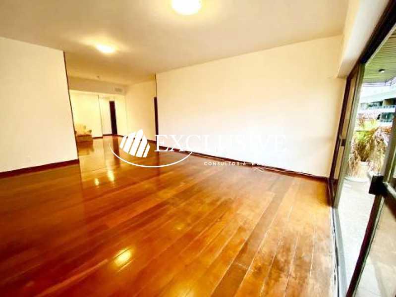 1c5747a347a94dc37927c056480454 - Apartamento à venda Rua Sacopa,Lagoa, Rio de Janeiro - R$ 2.300.000 - SL3827 - 3