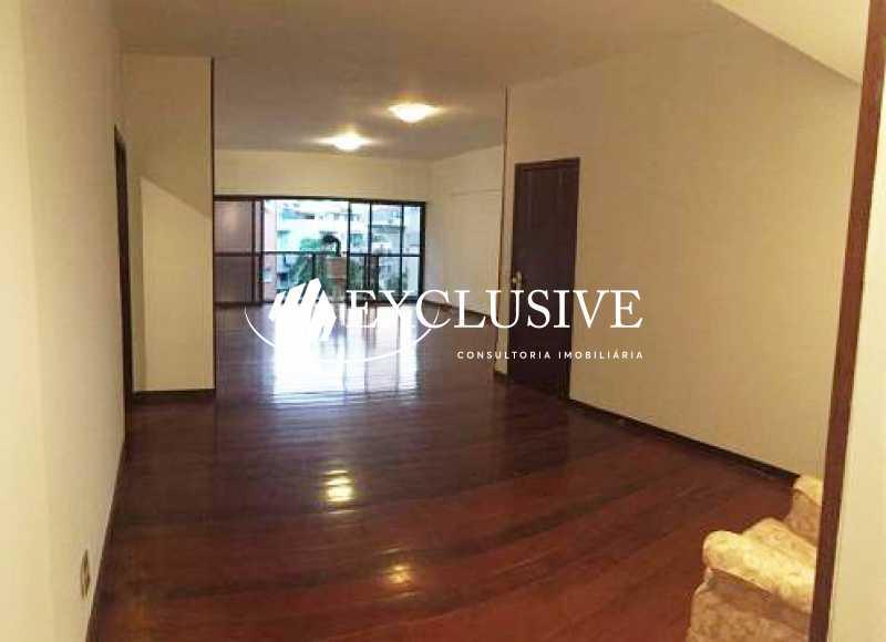 4c52259861f297f7fb45c6be48df9b - Apartamento à venda Rua Sacopa,Lagoa, Rio de Janeiro - R$ 2.300.000 - SL3827 - 4