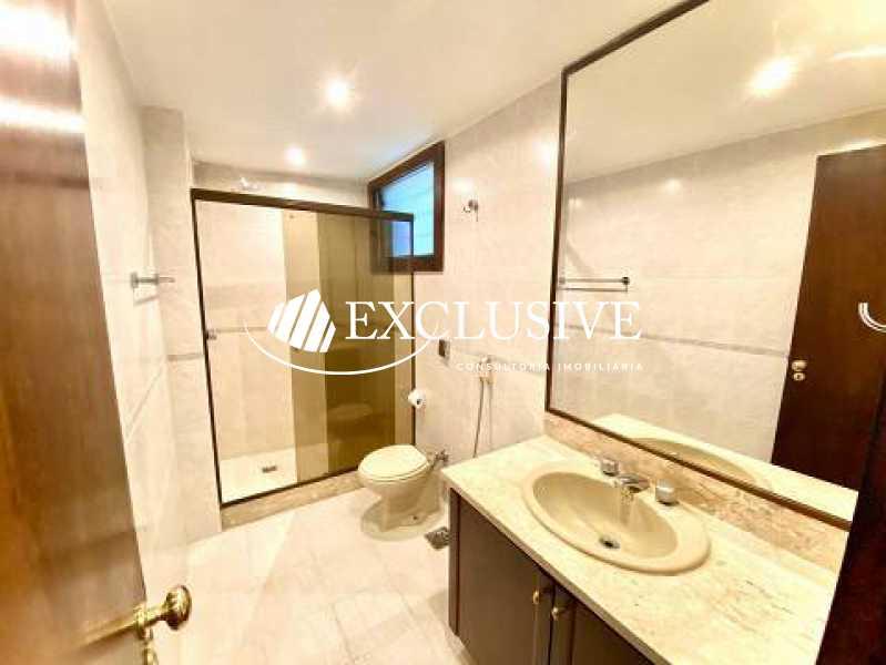 81d691e9bce3a882b80185999eb0d7 - Apartamento à venda Rua Sacopa,Lagoa, Rio de Janeiro - R$ 2.300.000 - SL3827 - 12