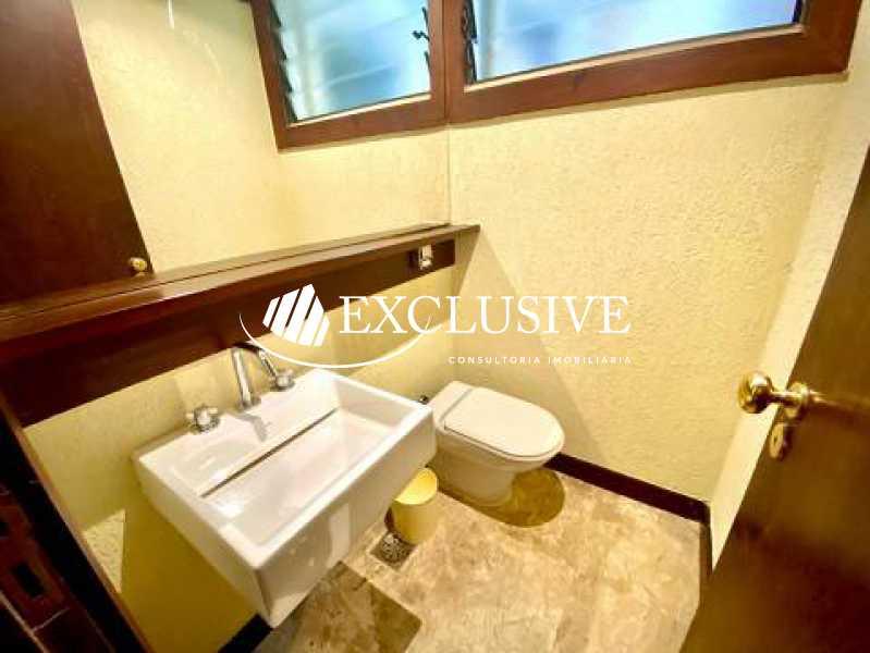 981e0da58c81852224cb6250b89718 - Apartamento à venda Rua Sacopa,Lagoa, Rio de Janeiro - R$ 2.300.000 - SL3827 - 13
