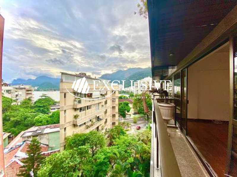 bea4eda1c0b76b6f5b3a829c146e03 - Apartamento à venda Rua Sacopa,Lagoa, Rio de Janeiro - R$ 2.300.000 - SL3827 - 1