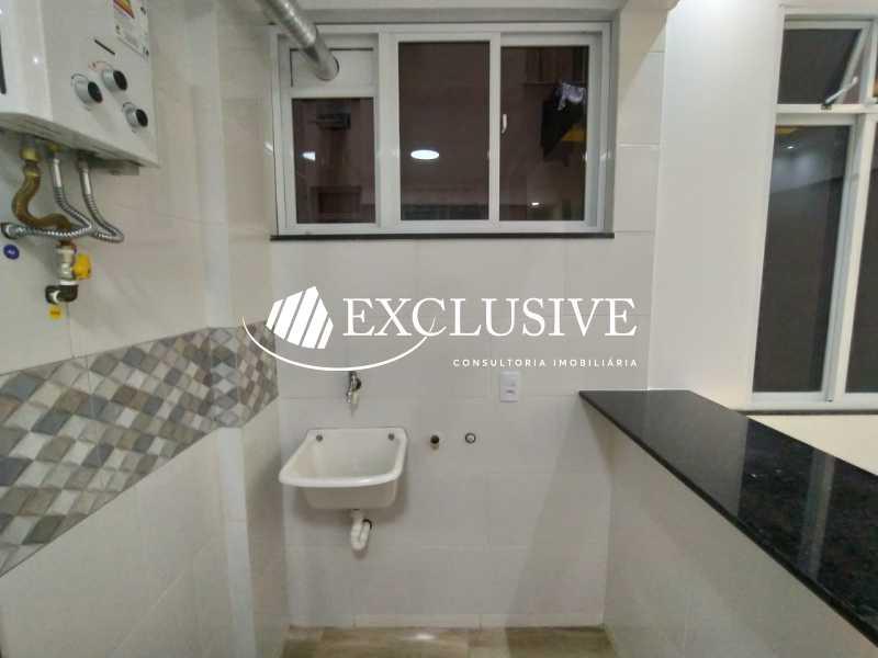 4 - Apartamento à venda Rua Barata Ribeiro,Copacabana, Rio de Janeiro - R$ 469.000 - SL1718 - 5