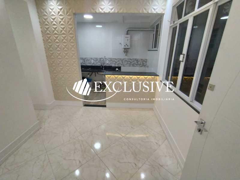 6 - Apartamento à venda Rua Barata Ribeiro,Copacabana, Rio de Janeiro - R$ 469.000 - SL1718 - 1