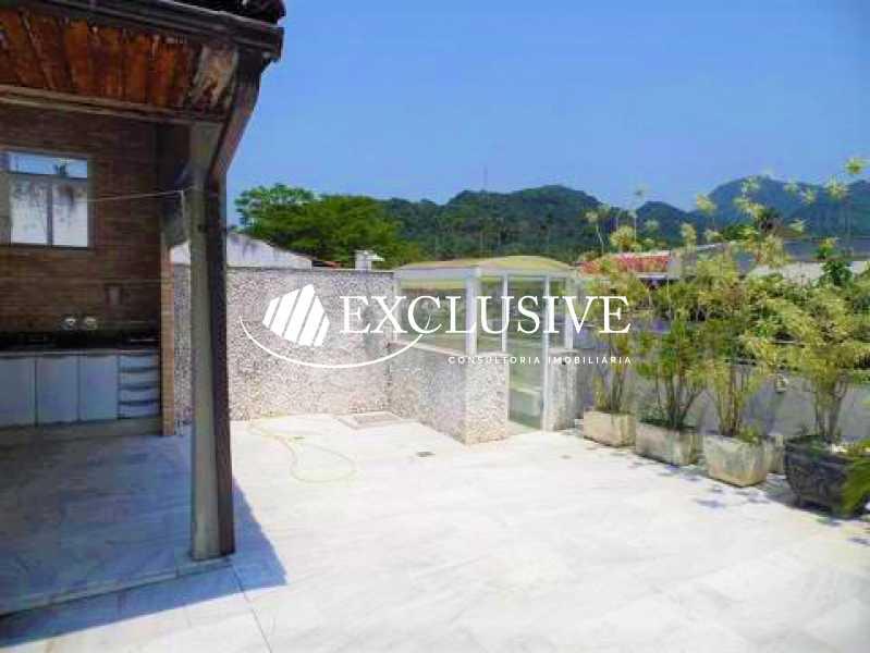 9b38c0a4916fa8a55d30e79debb705 - Casa em Condomínio para venda e aluguel Rua Pacheco Leão,Jardim Botânico, Rio de Janeiro - R$ 6.000.000 - SL5158 - 4
