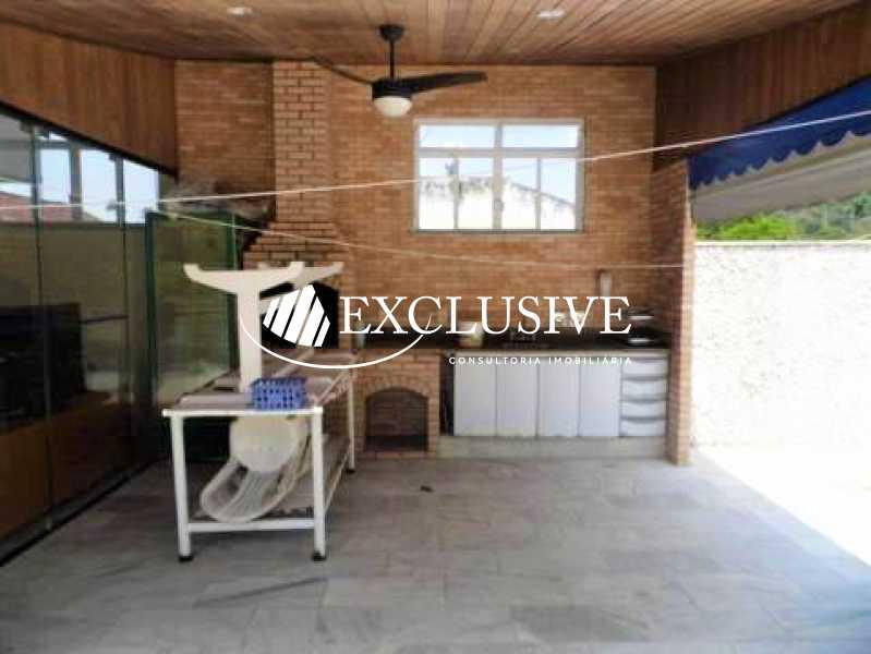 abad82cf13e81213bdd9d4bb5cd2de - Casa em Condomínio para venda e aluguel Rua Pacheco Leão,Jardim Botânico, Rio de Janeiro - R$ 6.000.000 - SL5158 - 5