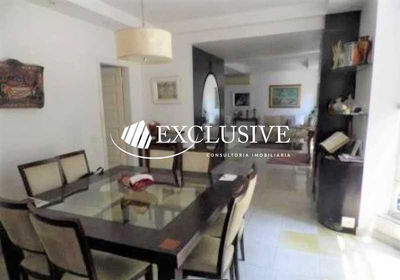 Sem título - Casa em Condomínio para venda e aluguel Rua Pacheco Leão,Jardim Botânico, Rio de Janeiro - R$ 6.000.000 - SL5158 - 11