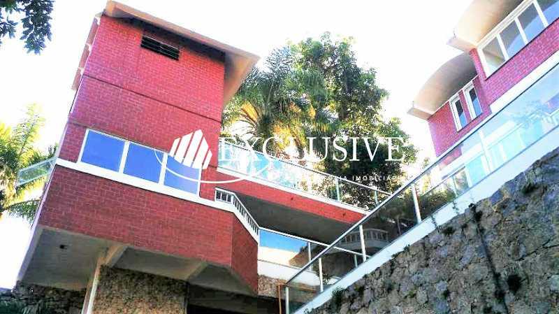 168b945bc29ca59f2f934829bd61e6 - Casa em Condomínio para venda e aluguel Rua Joaquim Campos Porto,Jardim Botânico, Rio de Janeiro - R$ 10.000.000 - SL5159 - 5