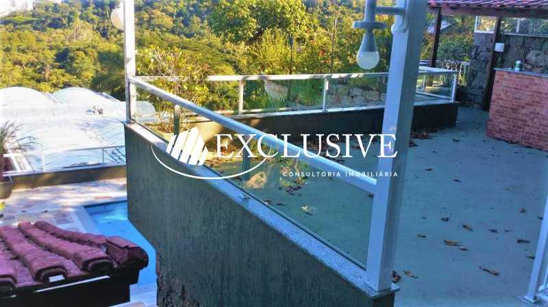 fd16a5e76886e7e262ce66b9555356 - Casa em Condomínio para venda e aluguel Rua Joaquim Campos Porto,Jardim Botânico, Rio de Janeiro - R$ 10.000.000 - SL5159 - 16