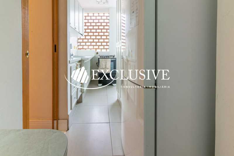 bjcateynrvfschaim9kb - Apartamento à venda Rua Macedo Sobrinho,Humaitá, Rio de Janeiro - R$ 949.000 - SL3844 - 14