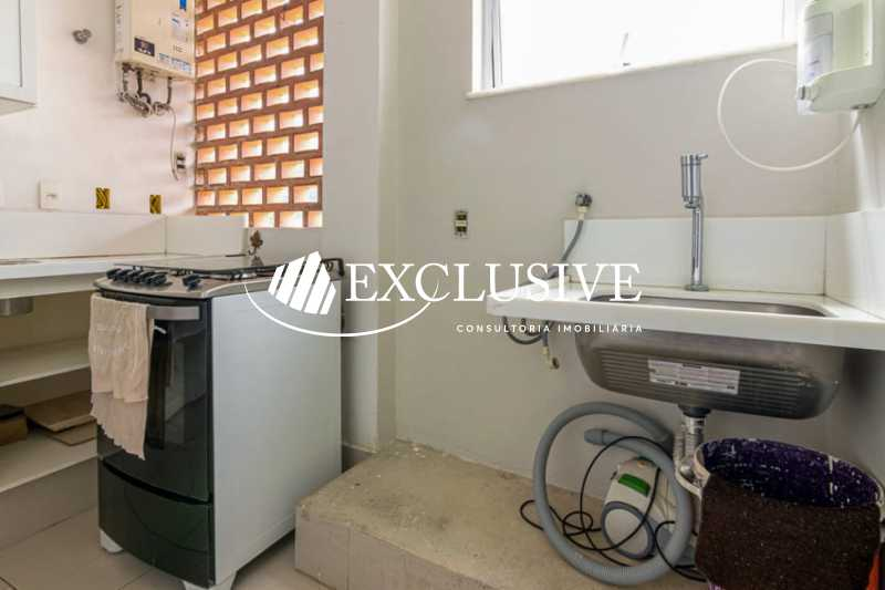 hsixsvgcujme1kslx8m2 - Apartamento à venda Rua Macedo Sobrinho,Humaitá, Rio de Janeiro - R$ 949.000 - SL3844 - 17