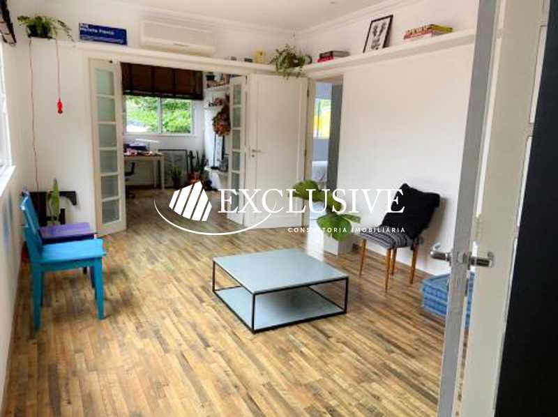 1 - Apartamento à venda Rua Marquês de Sabará,Jardim Botânico, Rio de Janeiro - R$ 1.210.000 - SL21057 - 1