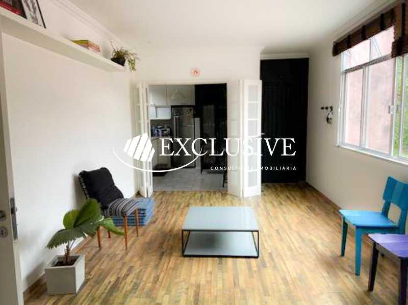 2 - Apartamento à venda Rua Marquês de Sabará,Jardim Botânico, Rio de Janeiro - R$ 1.210.000 - SL21057 - 3