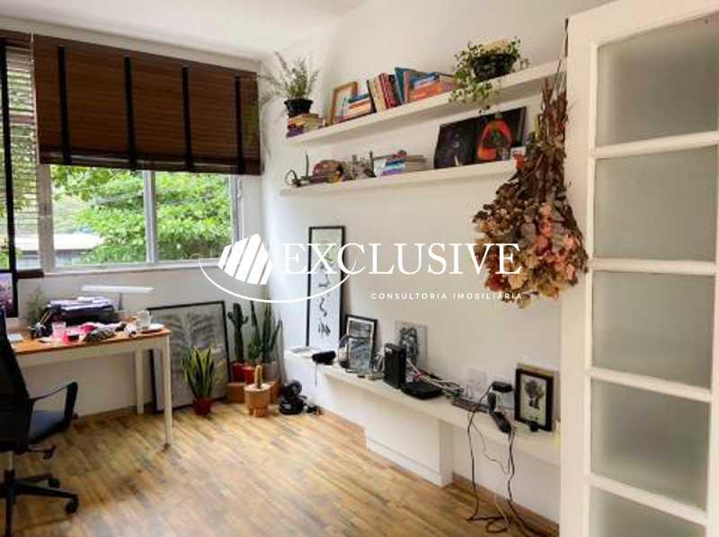 4 - Apartamento à venda Rua Marquês de Sabará,Jardim Botânico, Rio de Janeiro - R$ 1.210.000 - SL21057 - 5