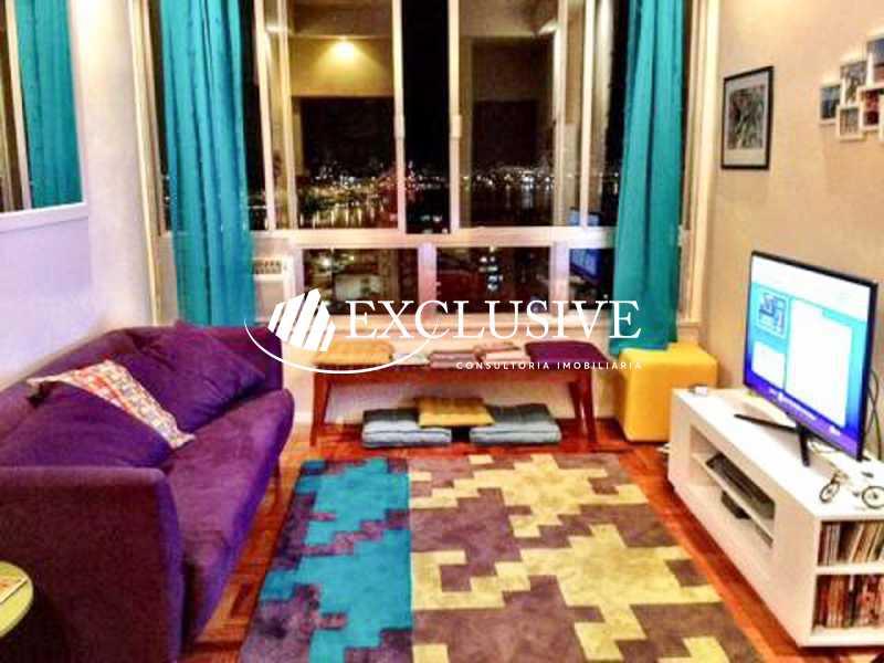 3 - Apartamento à venda Rua Ministro João Alberto,Jardim Botânico, Rio de Janeiro - R$ 950.000 - SL21058 - 4