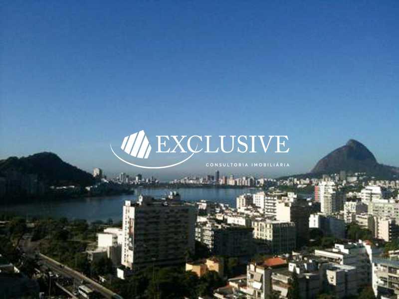 1 - Apartamento à venda Rua Ministro João Alberto,Jardim Botânico, Rio de Janeiro - R$ 950.000 - SL21058 - 12