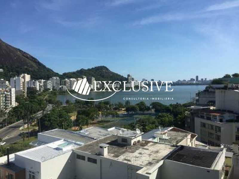 2 - Apartamento à venda Rua Jardim Botânico,Jardim Botânico, Rio de Janeiro - R$ 990.000 - SL21060 - 1