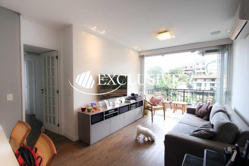 IMG_0467 - Apartamento 3 quartos à venda Laranjeiras, Rio de Janeiro - R$ 1.100.000 - SL3868 - 4