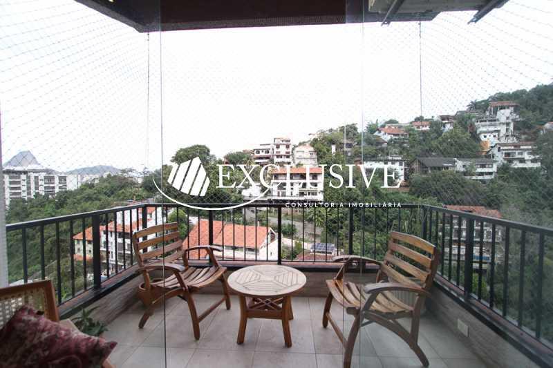 IMG_0477 - Apartamento 3 quartos à venda Laranjeiras, Rio de Janeiro - R$ 1.100.000 - SL3868 - 1