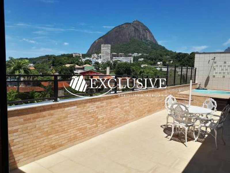 535eaa5bcca9ad3a431df56e8a49f4 - Cobertura 3 quartos à venda Gávea, Rio de Janeiro - R$ 2.990.000 - COB0232 - 1