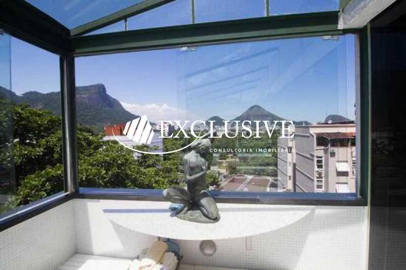 3e1b800148893932d7c6714be009e7 - Cobertura à venda Rua dos Oitis,Gávea, Rio de Janeiro - R$ 4.600.000 - COB0234 - 1