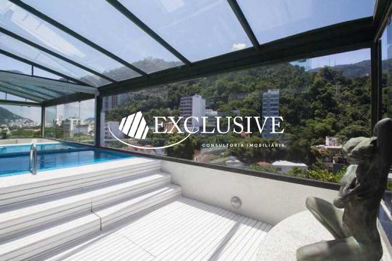 a8429d6cf831366cec6195f1513b70 - Cobertura à venda Rua dos Oitis,Gávea, Rio de Janeiro - R$ 4.600.000 - COB0234 - 17