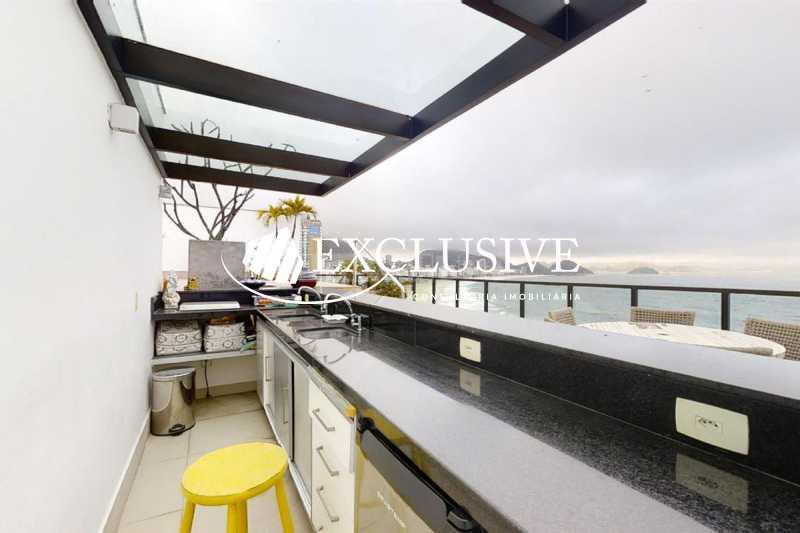 1fa8a9f3fd20d512f7709594d5204f - Cobertura à venda Avenida Atlântica,Copacabana, Rio de Janeiro - R$ 11.900.000 - COB0235 - 26