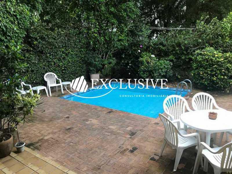 a46d8ca4b4f912f4100d1710684dde - Casa 5 quartos à venda Gávea, Rio de Janeiro - R$ 7.900.000 - SL5173 - 1