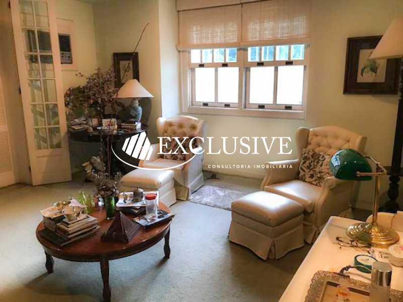 54b188b48f59a52d1ee2223160bd6d - Casa 5 quartos à venda Gávea, Rio de Janeiro - R$ 7.900.000 - SL5173 - 6