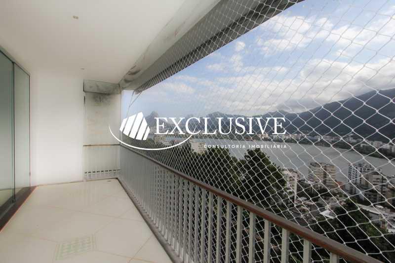 IMG_0522 - Apartamento para venda e aluguel Rua Sacopa,Lagoa, Rio de Janeiro - R$ 2.500.000 - LOC251 - 4