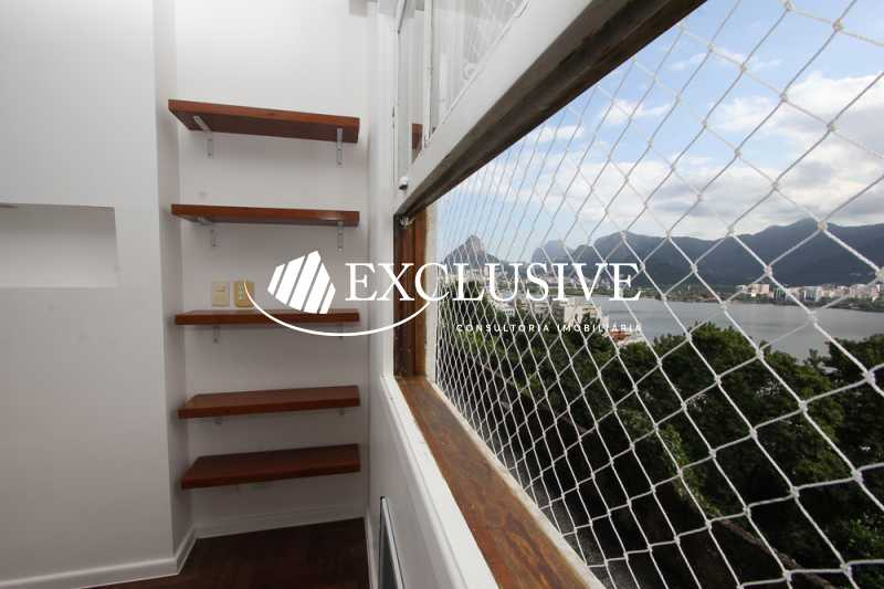 IMG_0540 - Apartamento para venda e aluguel Rua Sacopa,Lagoa, Rio de Janeiro - R$ 2.500.000 - LOC251 - 20
