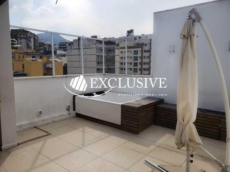 53ba3b1c-6a4b-4fa6-9779-d06615 - Cobertura à venda Rua Silva Guimarães,Tijuca, Rio de Janeiro - R$ 900.000 - COB0240 - 3