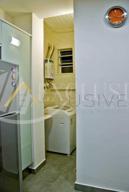 6 - Apartamento à venda Rua Teixeira de Melo,Ipanema, Rio de Janeiro - R$ 720.000 - SL144 - 19