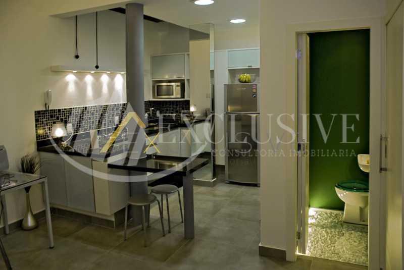 3 - Apartamento à venda Rua Teixeira de Melo,Ipanema, Rio de Janeiro - R$ 720.000 - SL144 - 1
