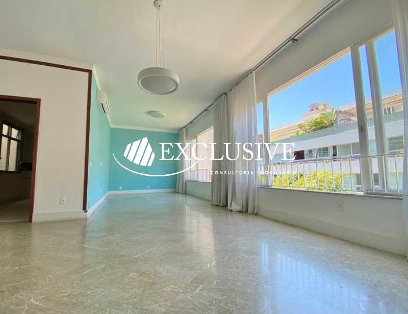 46165645-eb17-49df-8135-86d1d1 - Apartamento à venda Rua Cândido Gaffree,Urca, Rio de Janeiro - R$ 2.400.000 - SL3913 - 4