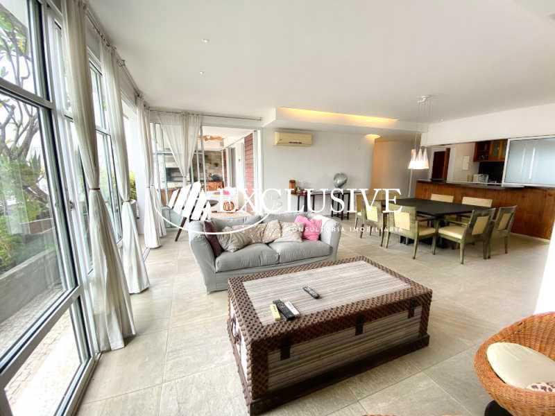 411_G1617659831 - Cobertura para venda e aluguel Avenida Rainha Elizabeth da Bélgica,Ipanema, Rio de Janeiro - R$ 3.200.000 - COB0243 - 5