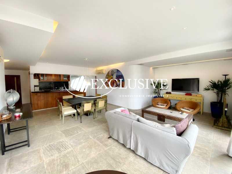 411_G1617659834 - Cobertura para venda e aluguel Avenida Rainha Elizabeth da Bélgica,Ipanema, Rio de Janeiro - R$ 3.200.000 - COB0243 - 7