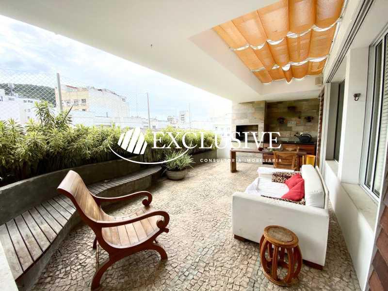 411_G1617659839 - Cobertura para venda e aluguel Avenida Rainha Elizabeth da Bélgica,Ipanema, Rio de Janeiro - R$ 3.200.000 - COB0243 - 3